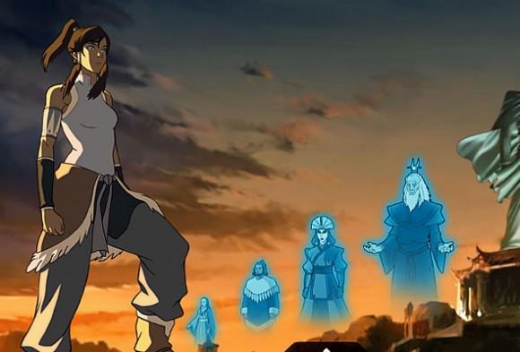 The Legend of Korra Season 3 Episode 10