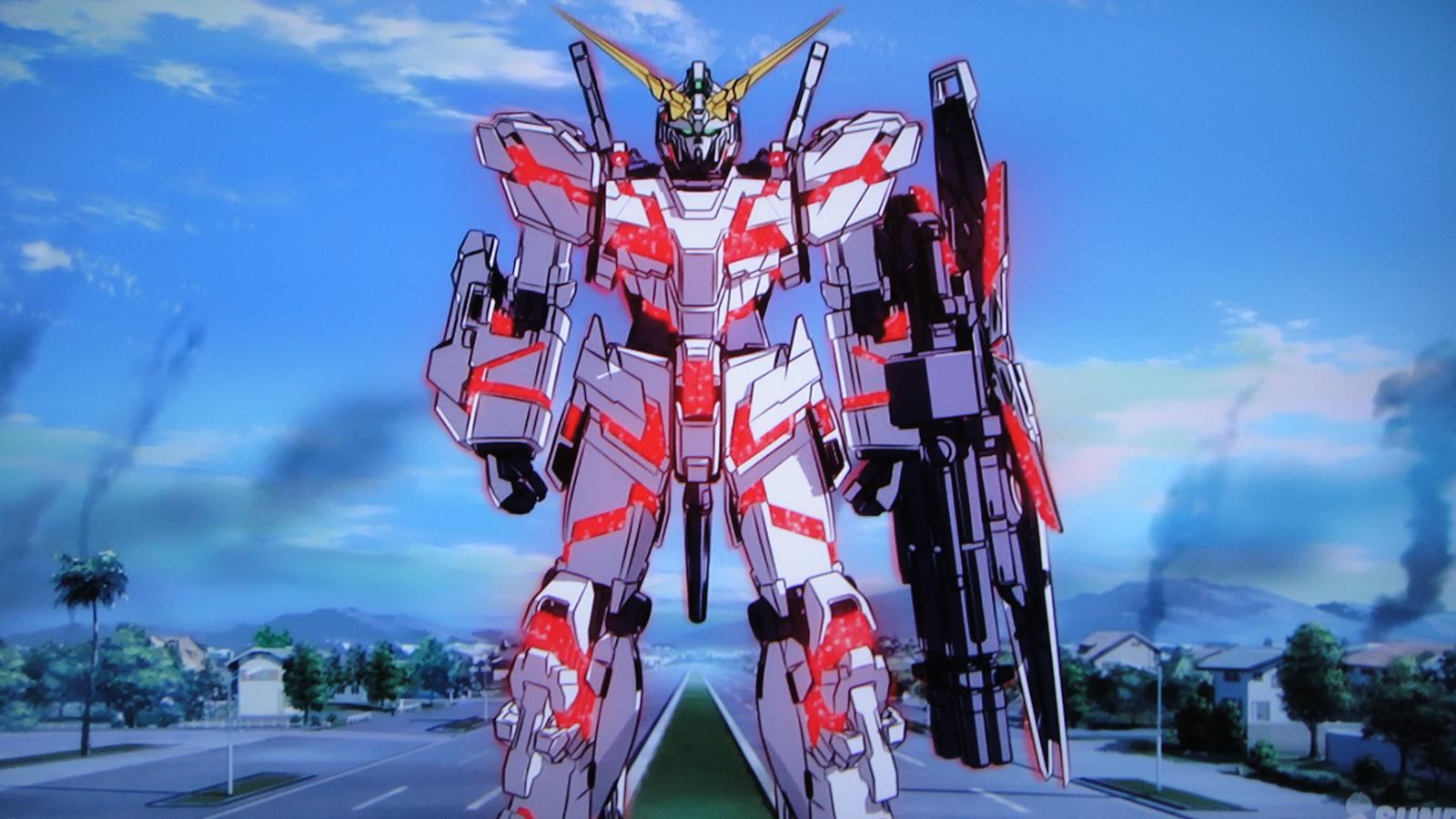 Mobile Suit Gundam Unicorn 11 Cool Hd Wallpaper - Animewp.com