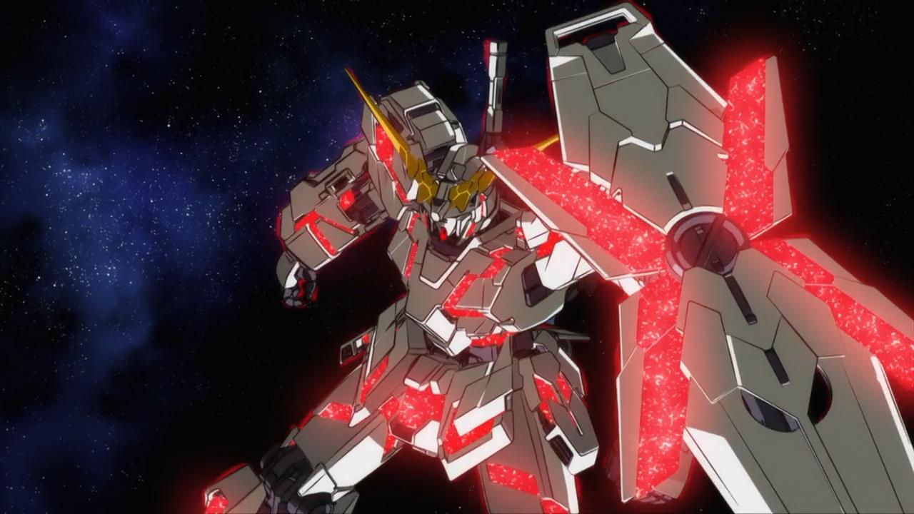 Mobile Suit Gundam Unicorn 24 Cool Wallpaper - Animewp.com