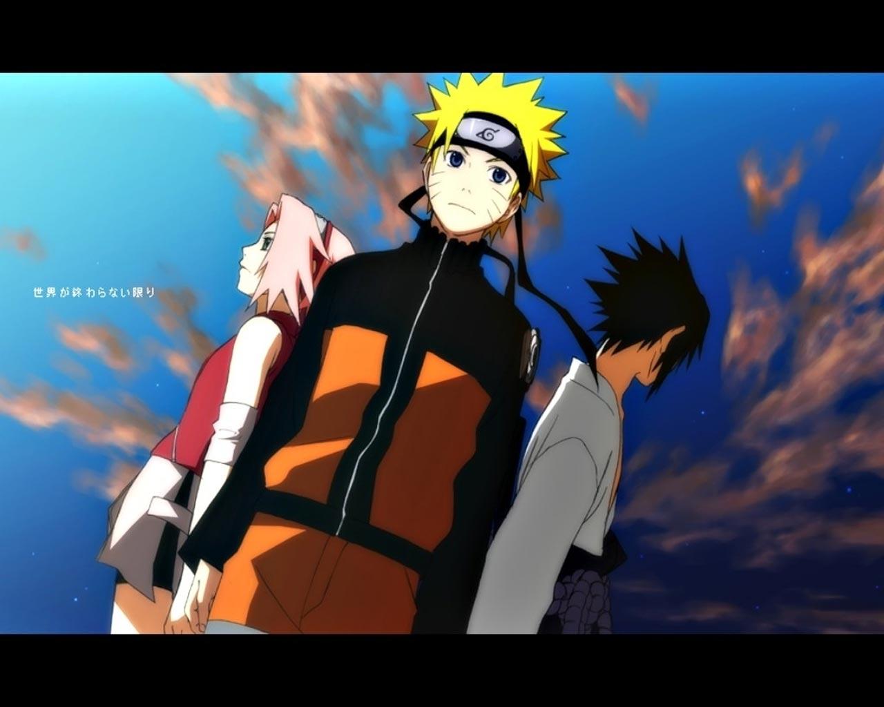 Naruto Episodes 24 Wide Wallpaper