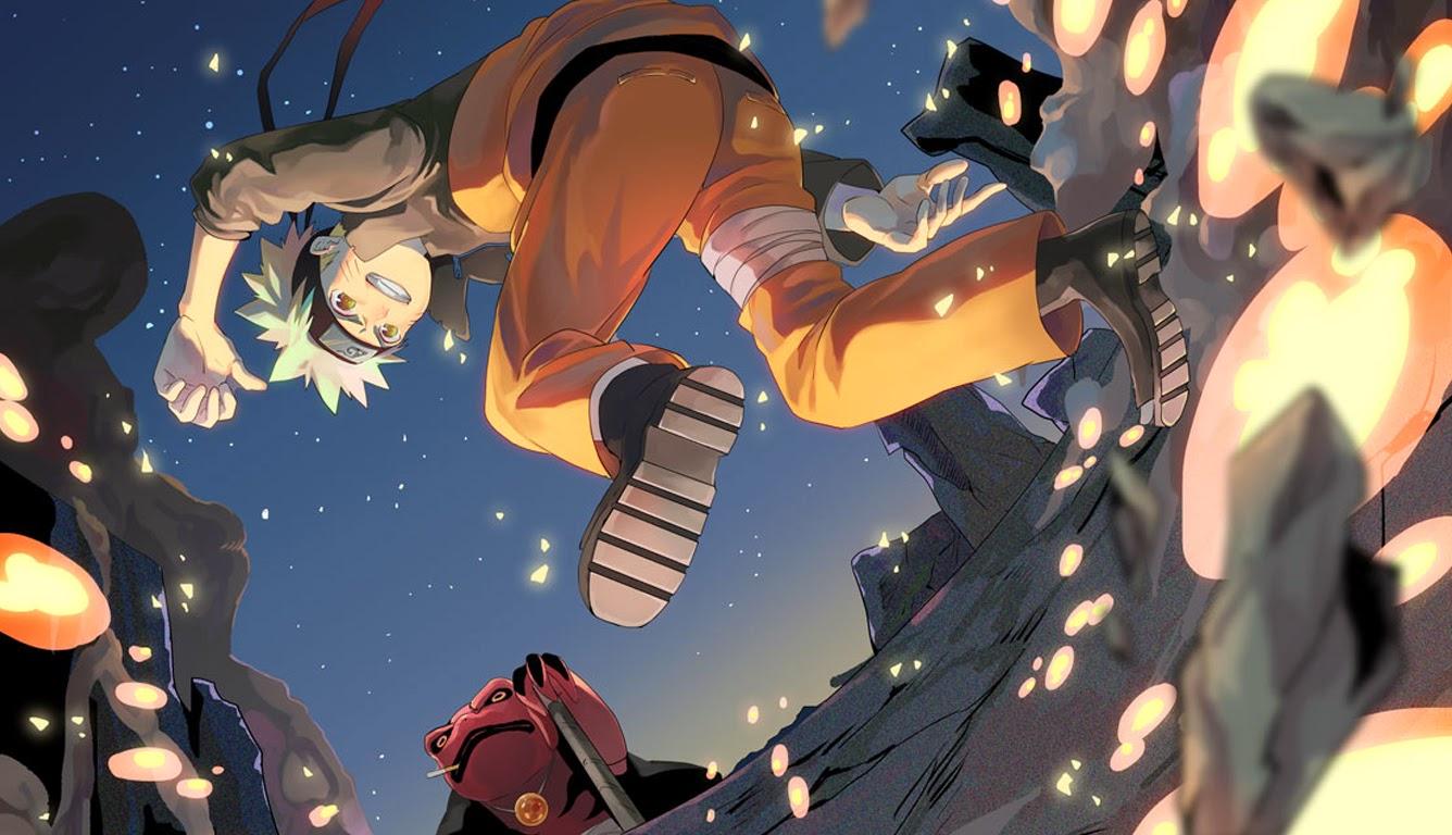 Naruto Shippuden 404 14 Desktop Background