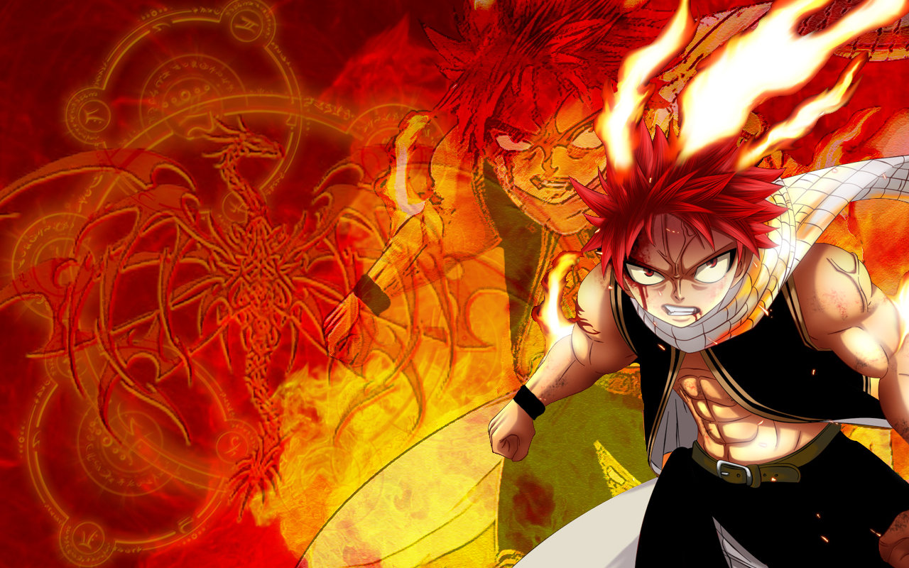 Natsu dragneel 32 widescreen wallpaper - Image manga fairy tail ...
