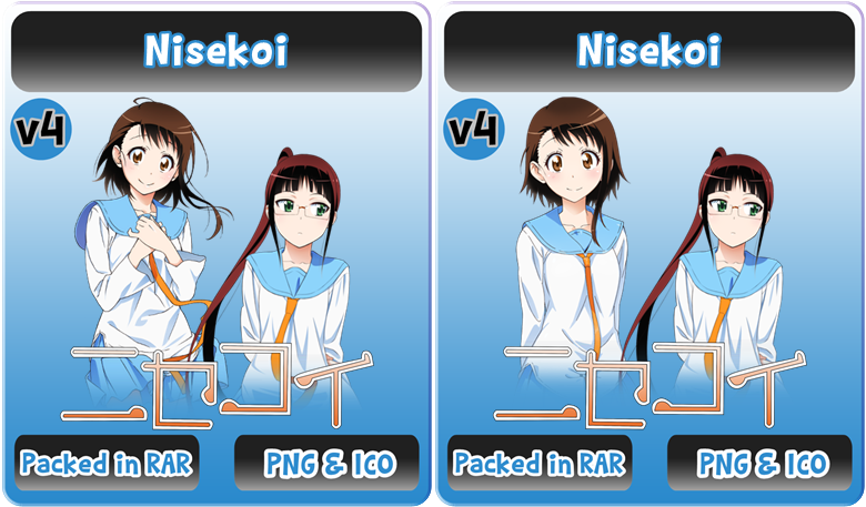 Nisekoi Anime 18 Wide Wallpaper