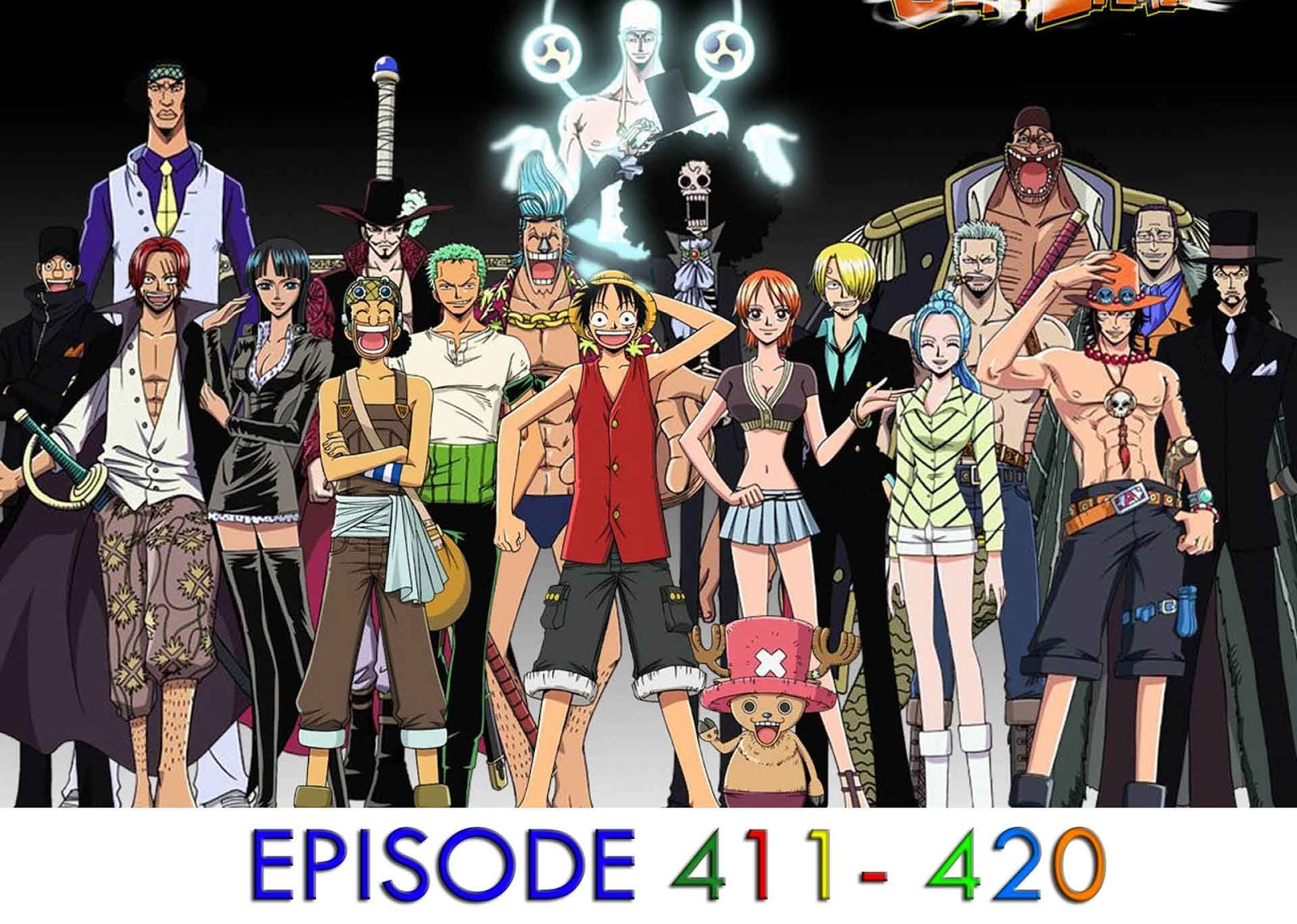 One Piece Episodes In English 34 Anime Wallpaper