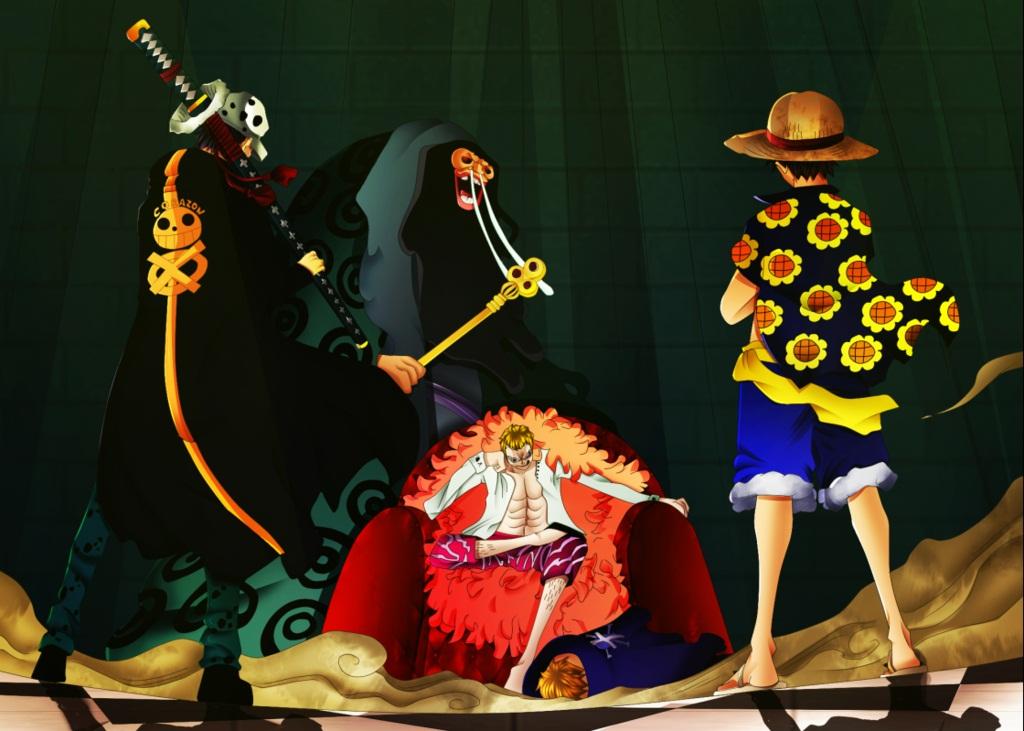 One Piece Manga 780 54 Cool Hd Wallpaper