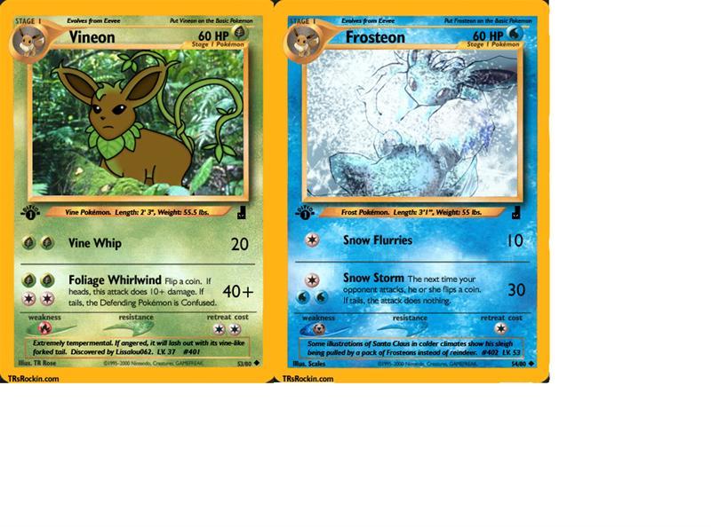 Pokemon Cards 5 Desktop Wallpaper