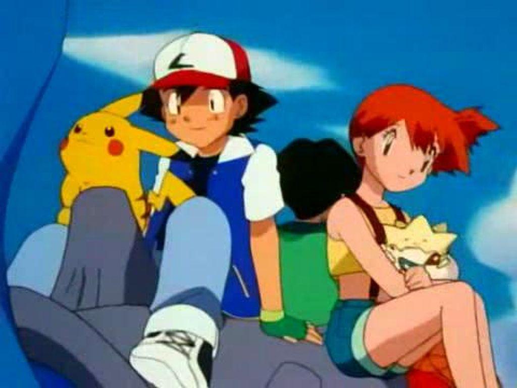 Pokemon Episodes 22 Anime Background