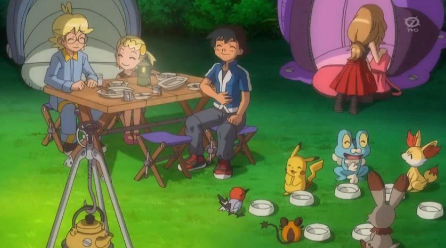 Pokemon Episodes 30 Desktop Background