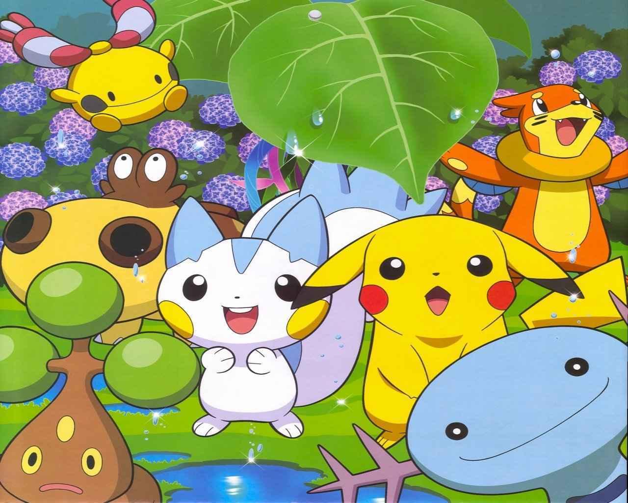Pokemon Pictures 33 Desktop Wallpaper