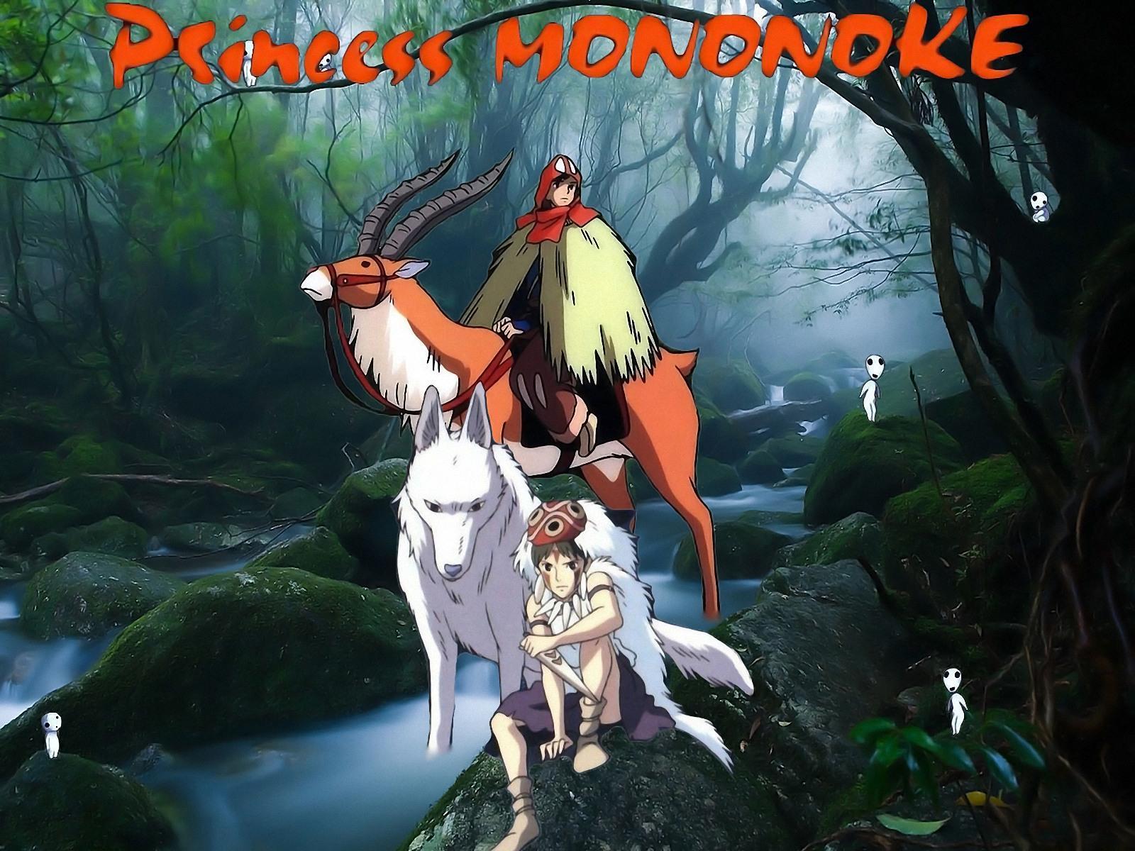 Princess mononoke 4 cool wallpaper - Mononoke anime wallpaper ...