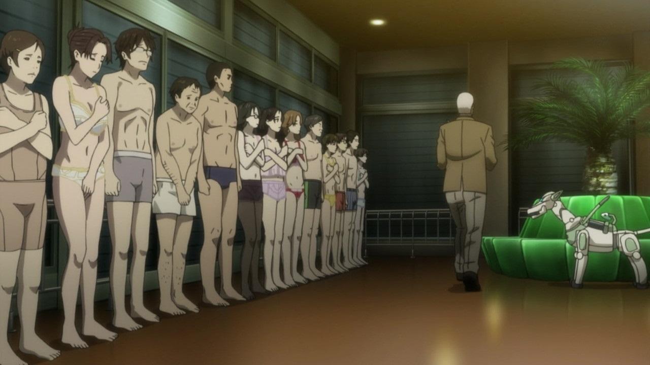 Psycho Pass Season 2 Episode 1 33 Hd Wallpaper