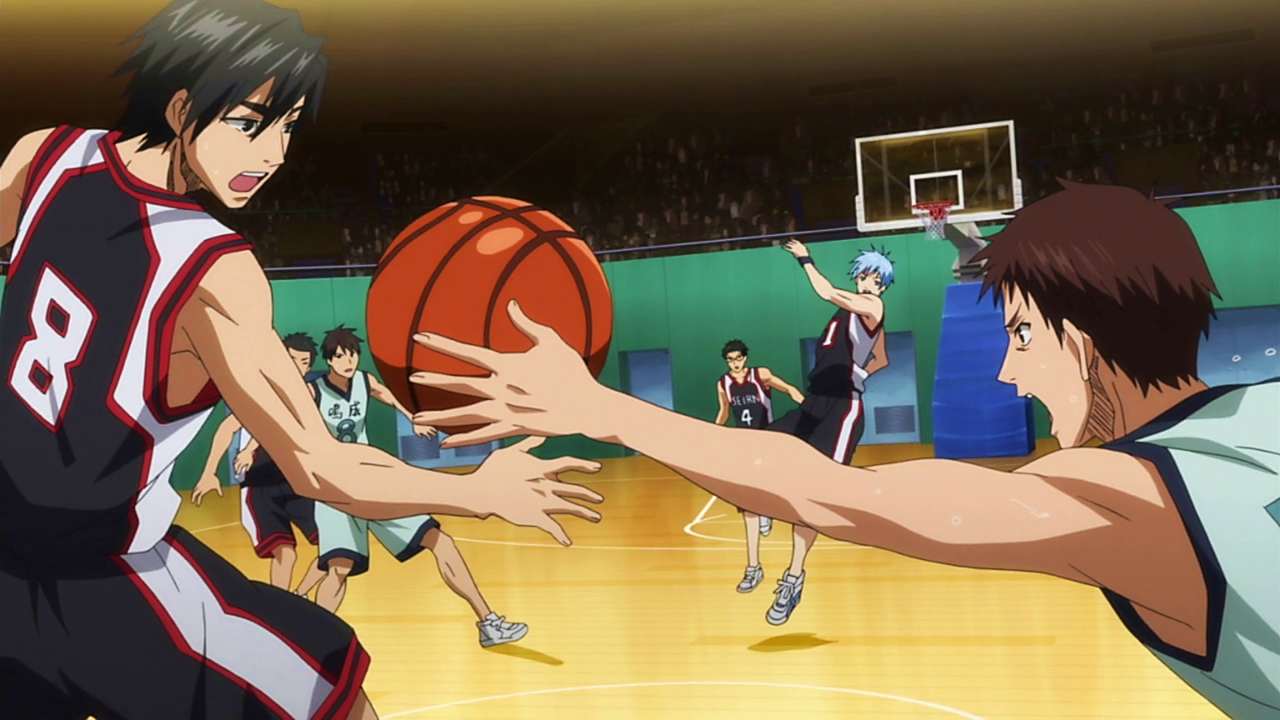 Seirin High 34 Free Wallpaper