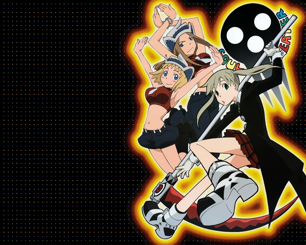 Soul Eater Soul 22 Wide Wallpaper