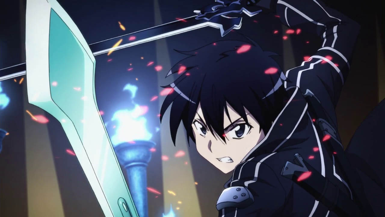 sword art online season 1 4 desktop background - animewp