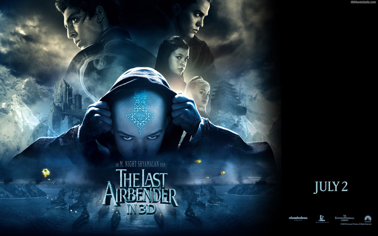 The Last Airbender Movie 23 High Resolution Wallpaper