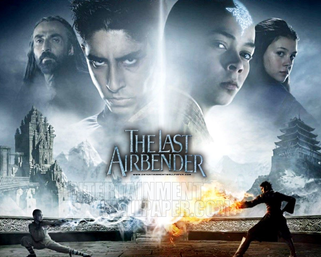 The Last Airbender Movie 32 Cool Wallpaper