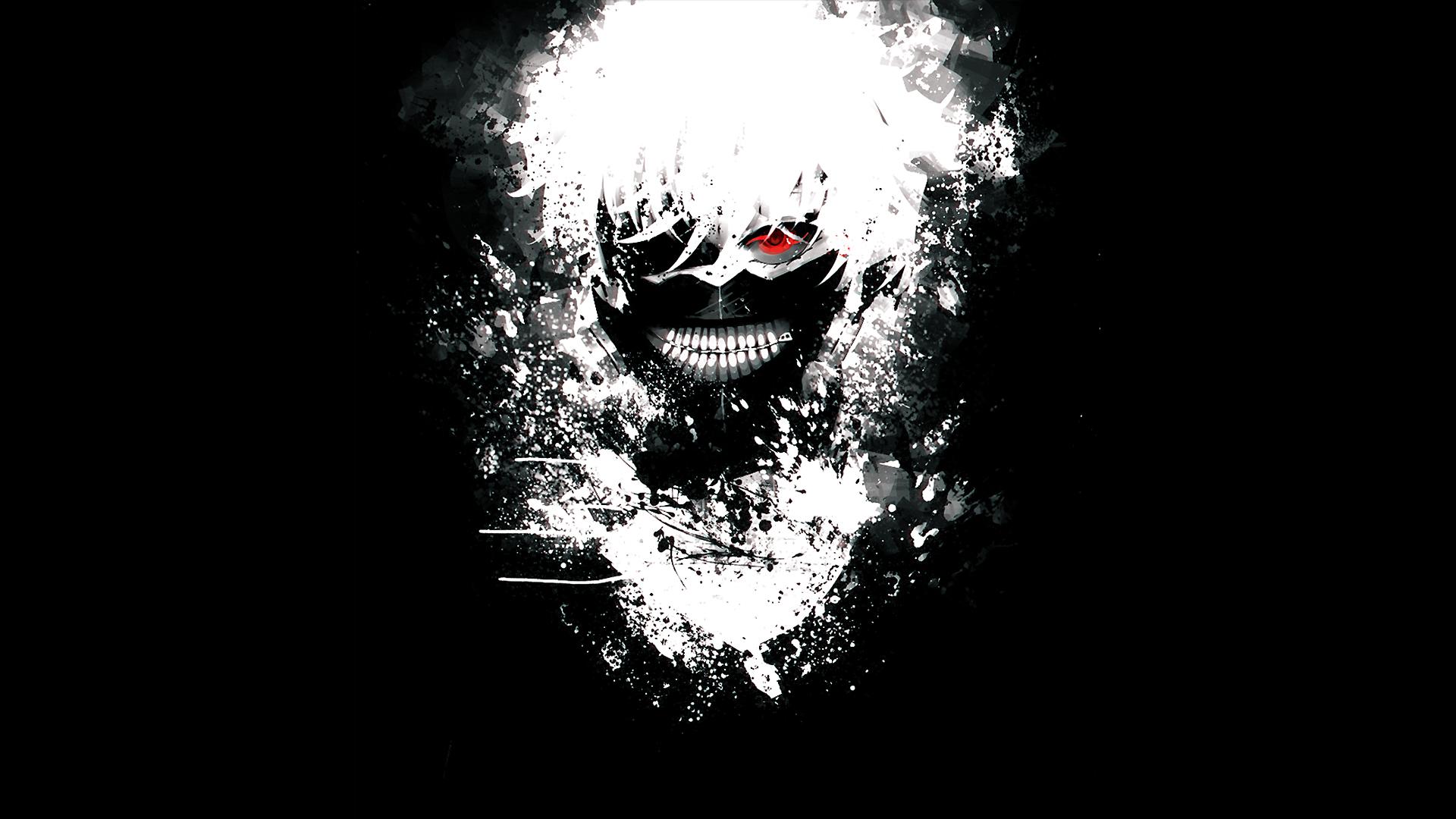 Tokyo Ghoul Ken Kaneki Wallpaper: Tokyo Ghoul Ken Kaneki Mask 20 Hd Wallpaper