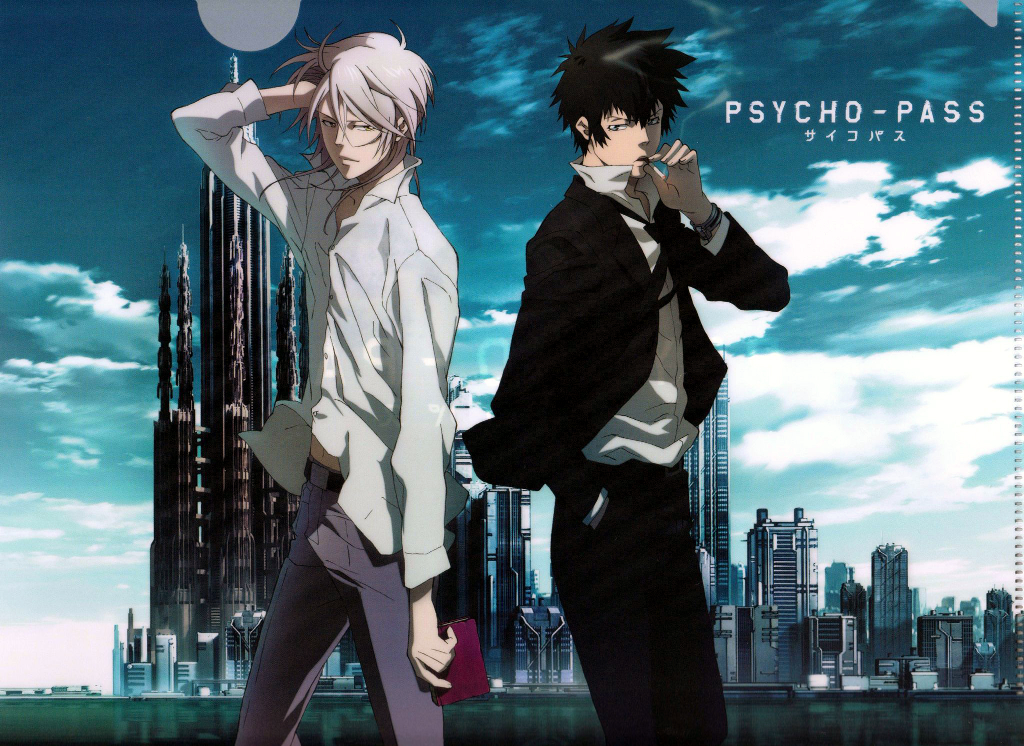 Watch Psycho Pass Season 2 8 Widescreen Wallpaper