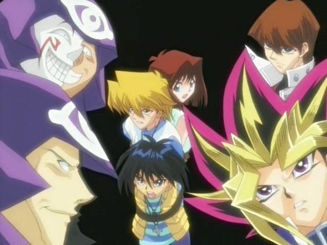 Yu Gi Oh Episode 22 Wide Wallpaper