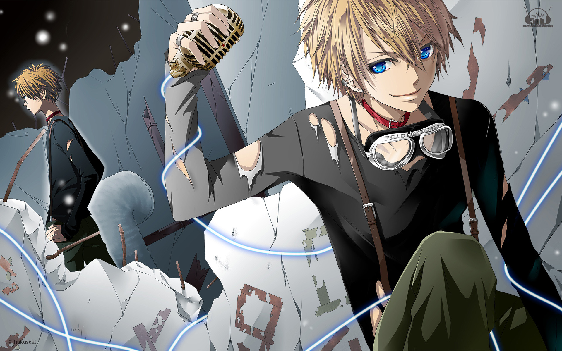 Anime Guy Wallpaper  Anime Background
