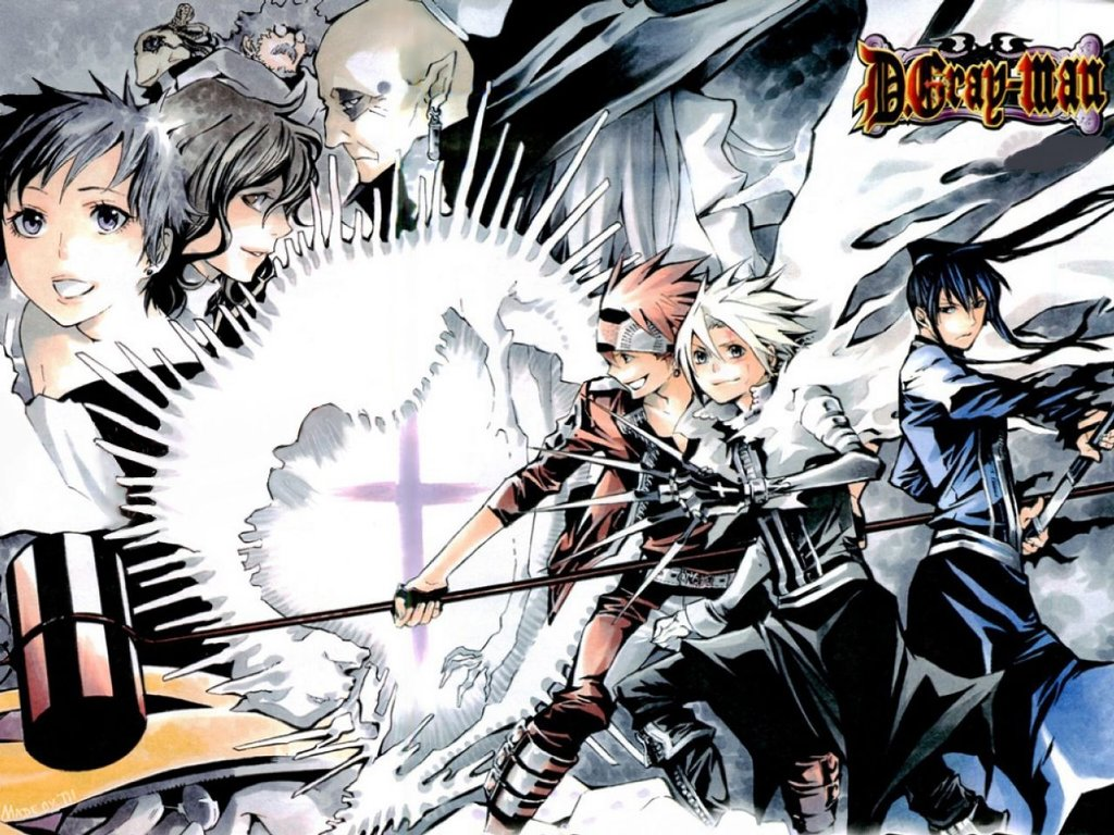 D gray man wallpaper 13 wide wallpaper - D gray man images ...