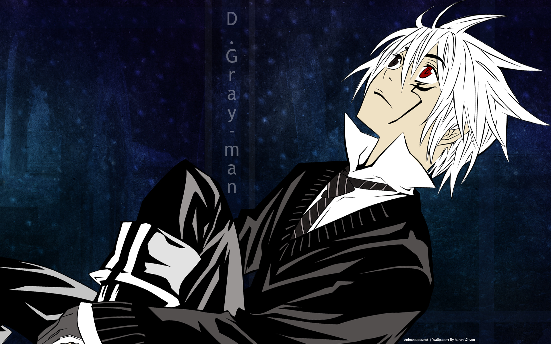 D Gray Man Wallpaper 25 Desktop Background - Animewp.com
