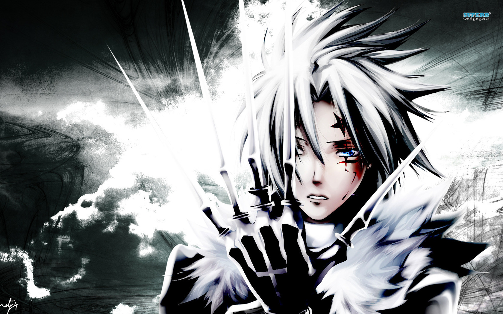 D Gray Man Wallpaper Allen Walker 23 High Resolution Wallpaper