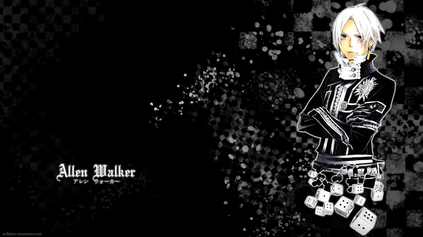 D Gray Man Wallpaper Allen Walker 4 Cool Hd Wallpaper