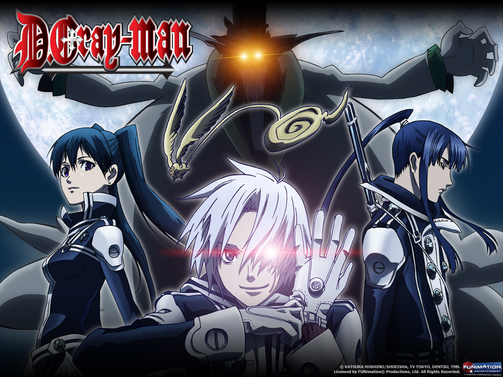 D Gray Man Wallpaper Hd 17 Free Wallpaper