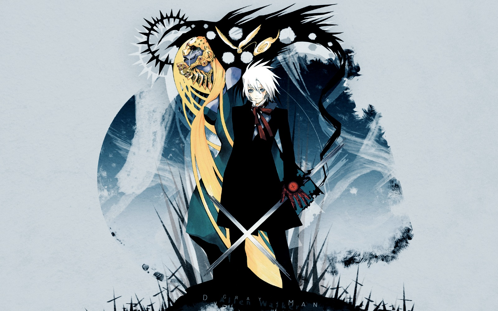 D gray man wallpaper hd 8 anime background - D gray man images ...