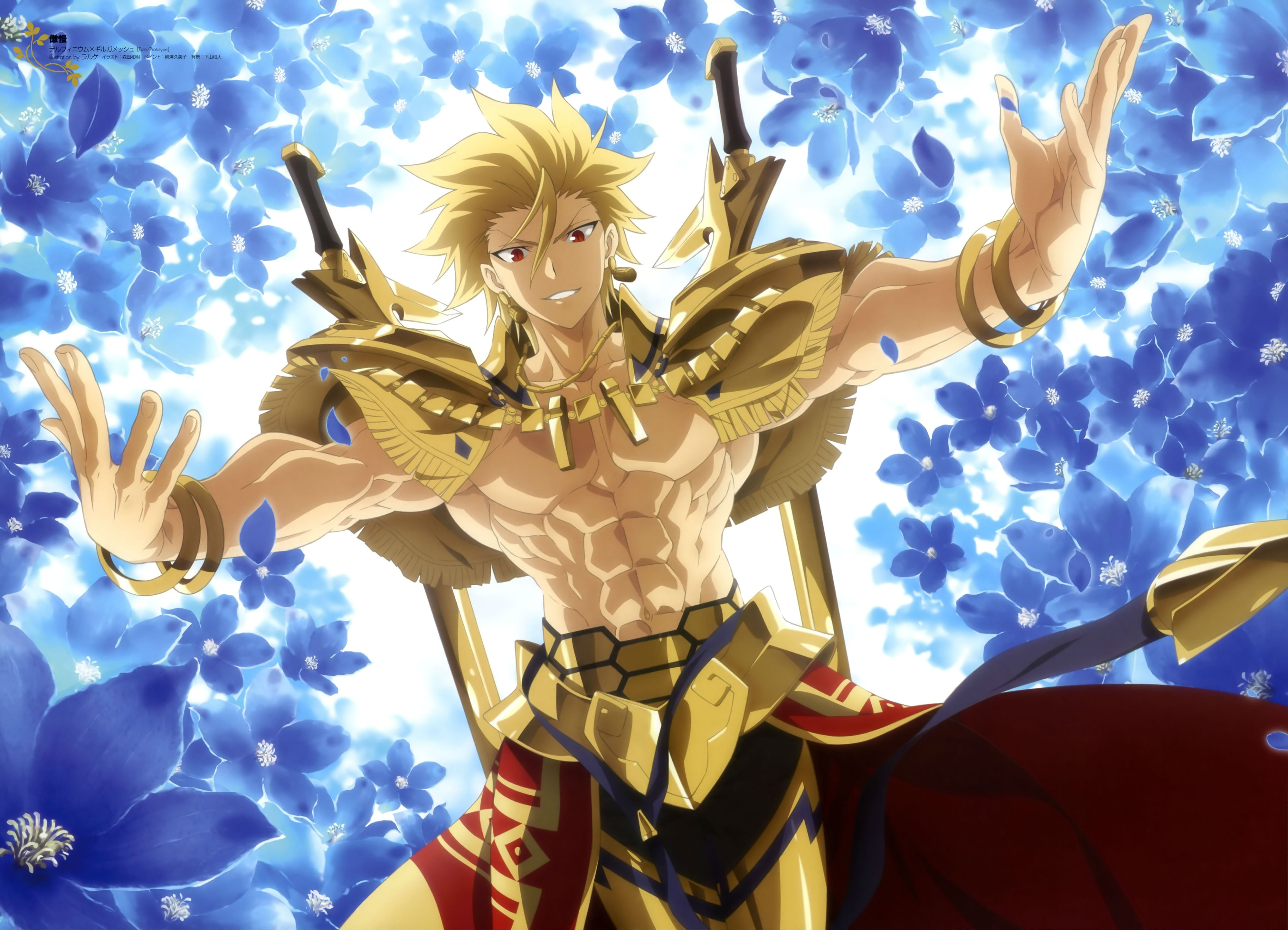 fate stay night gilgamesh wallpaper 19 high resolution