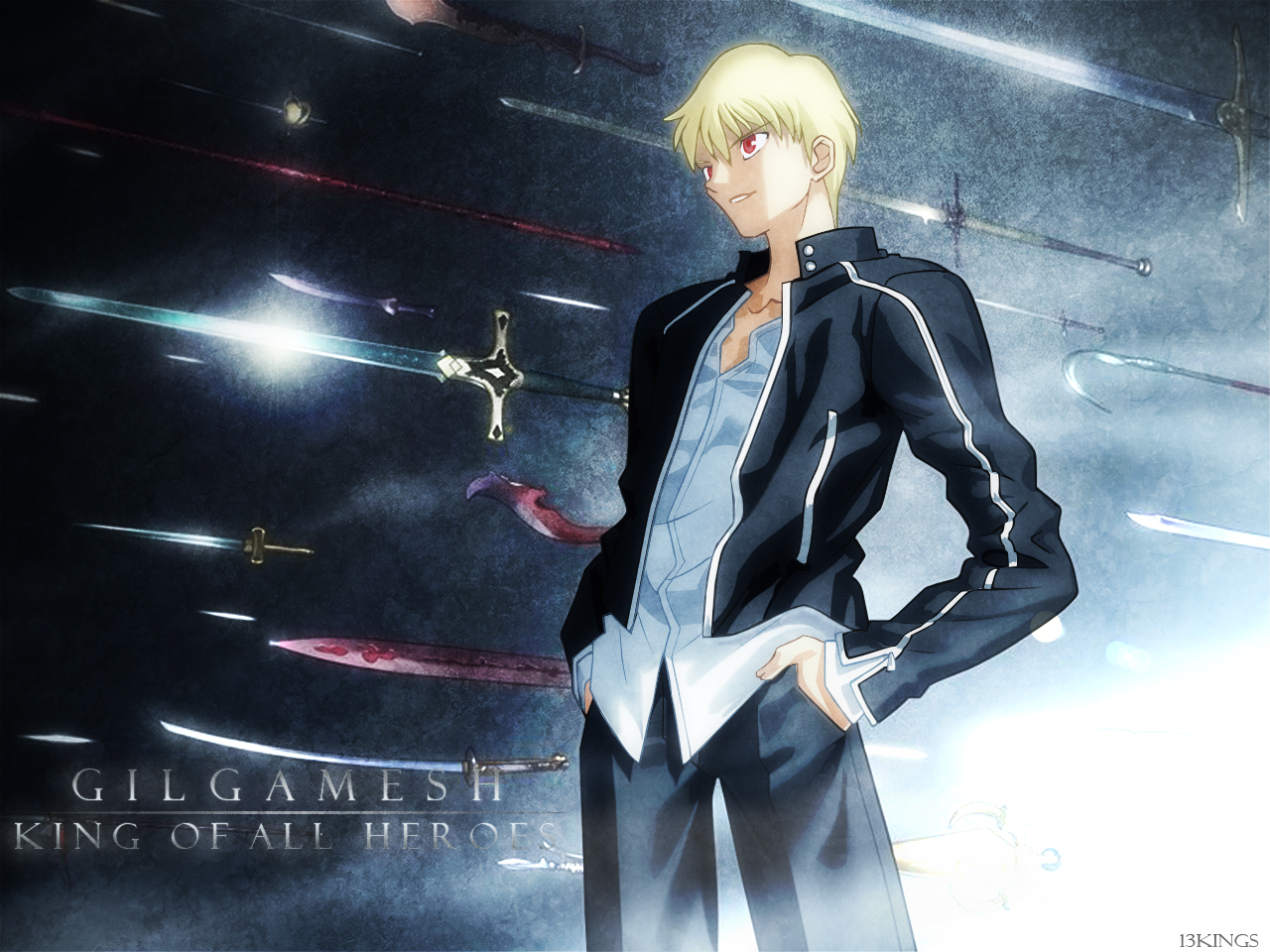 Fate Stay Night Gilgamesh Wallpaper 14 Anime Background