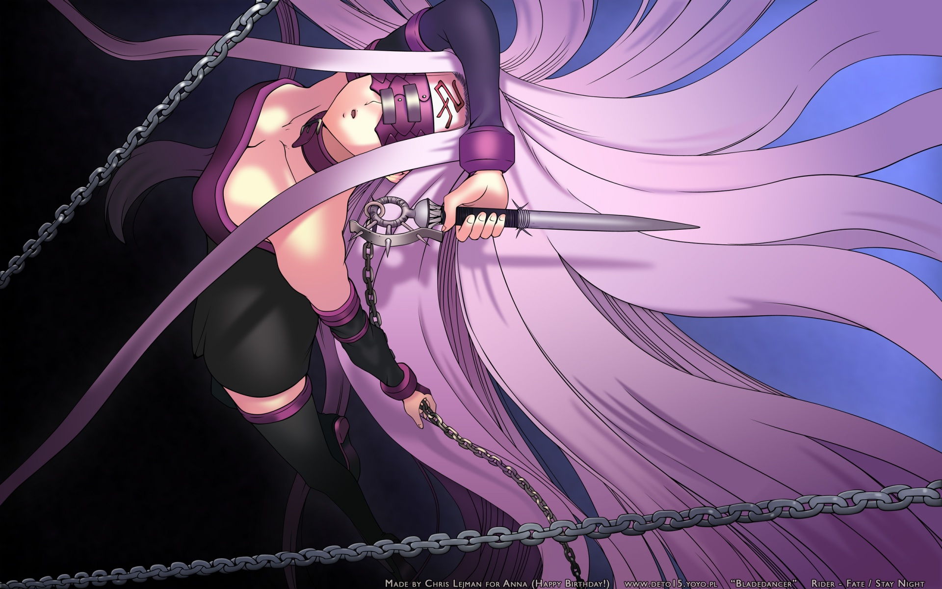 Fate Stay Night Rider Wallpaper 14 Background Wallpaper