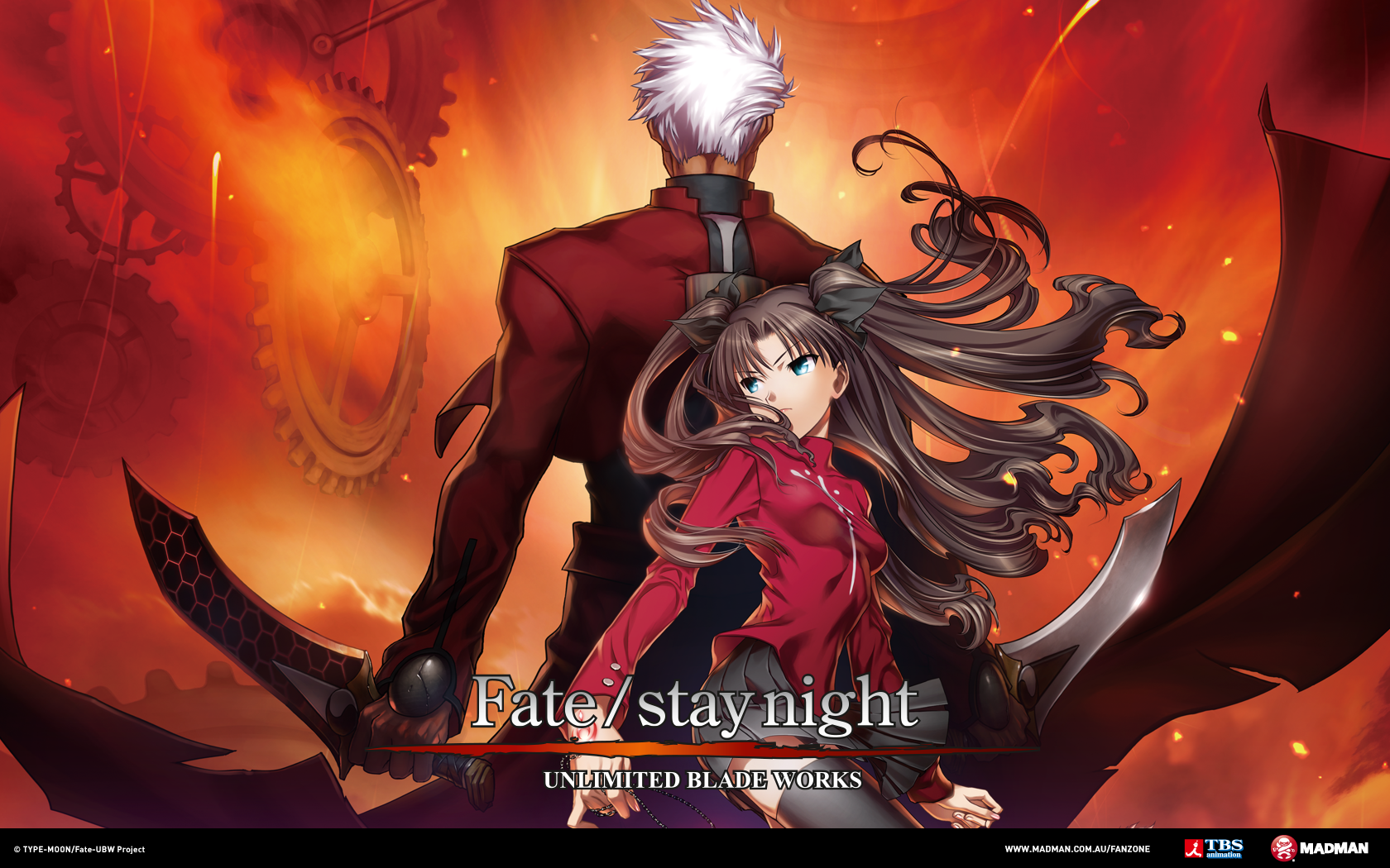 Fate Stay Night Unlimited Blade Works Wallpaper 12 Cool Hd Wallpaper