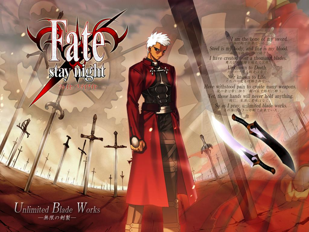 Fate Stay Night Wallpaper Archer 30 Desktop Background