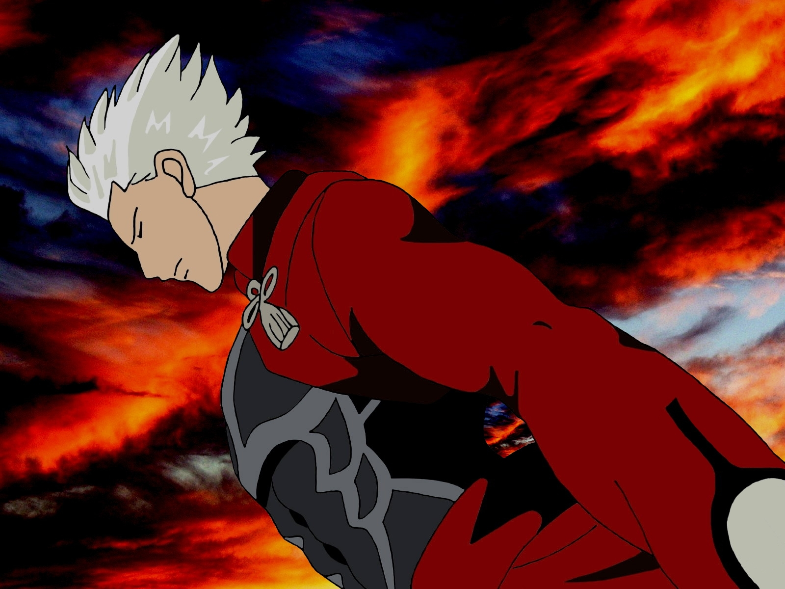 Fate Stay Night Wallpaper Archer 36 Free Hd Wallpaper
