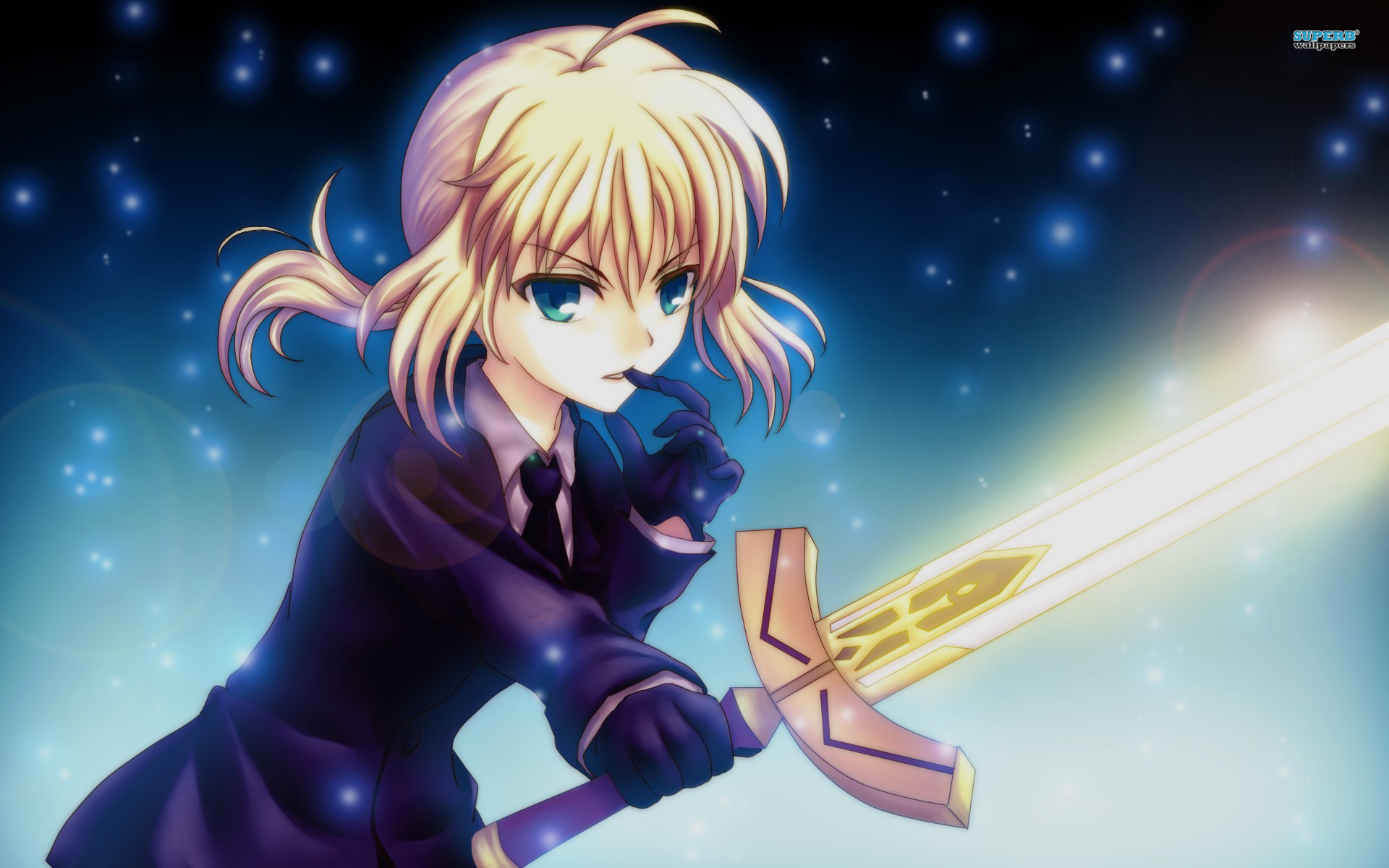 fate stay night saber hot
