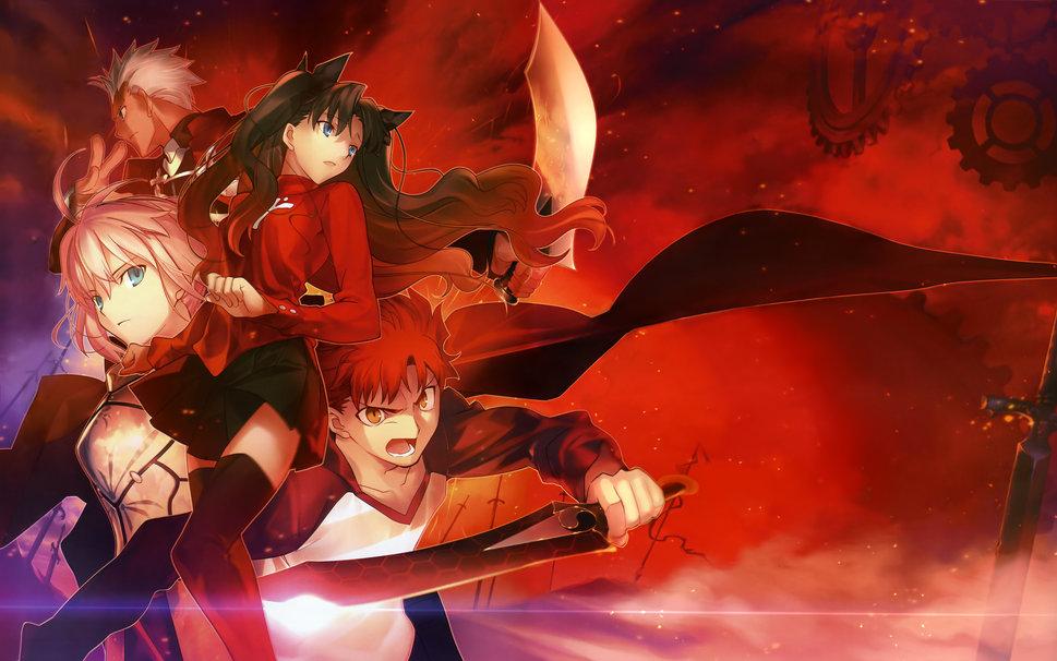 Fate/stay Night Wallpaper 2 Hd Wallpaper