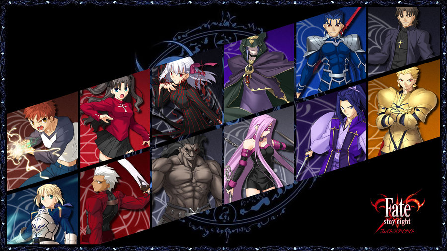 Fate Stay Night Wallpaper 7 Anime Background
