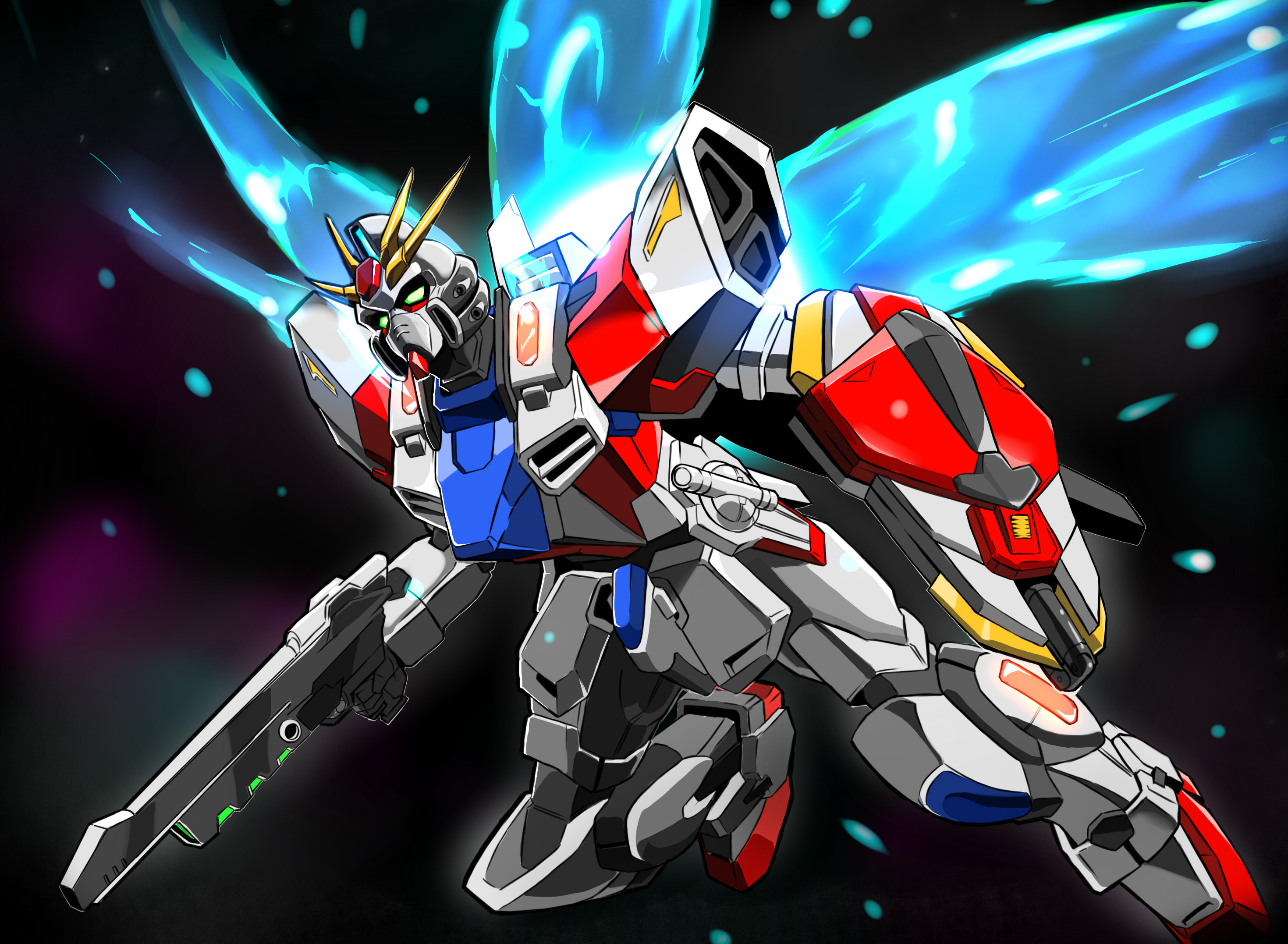Gundam Build Fighters Try Burning Download