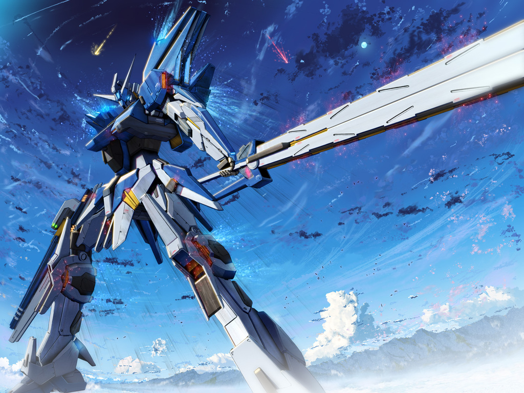 Gundam Wallpaper 5 Free Hd Wallpaper - Animewp.com