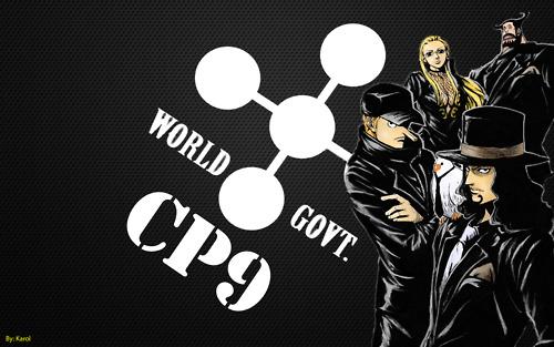 One Piece Cp9 4 Background Wallpaper