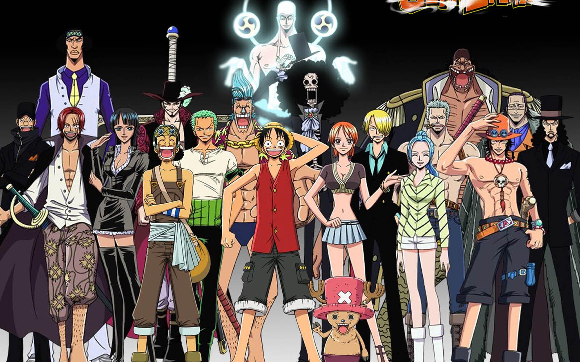 One Piece Wallpaper 11 Desktop