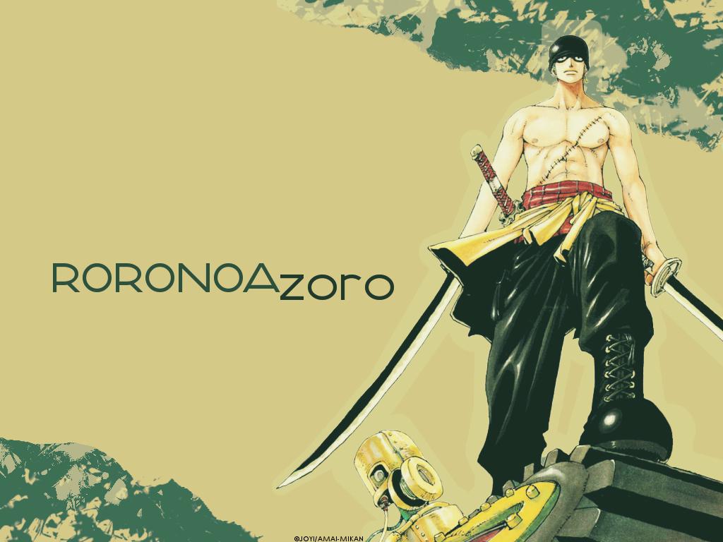 Hd wallpaper one piece zoro - One Piece Zoro 1 Cool Hd Wallpaper