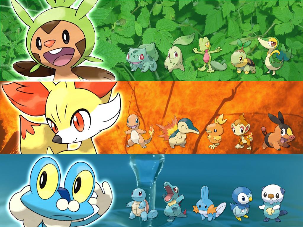 Pokemon Xy 28 Wide Wallpaper