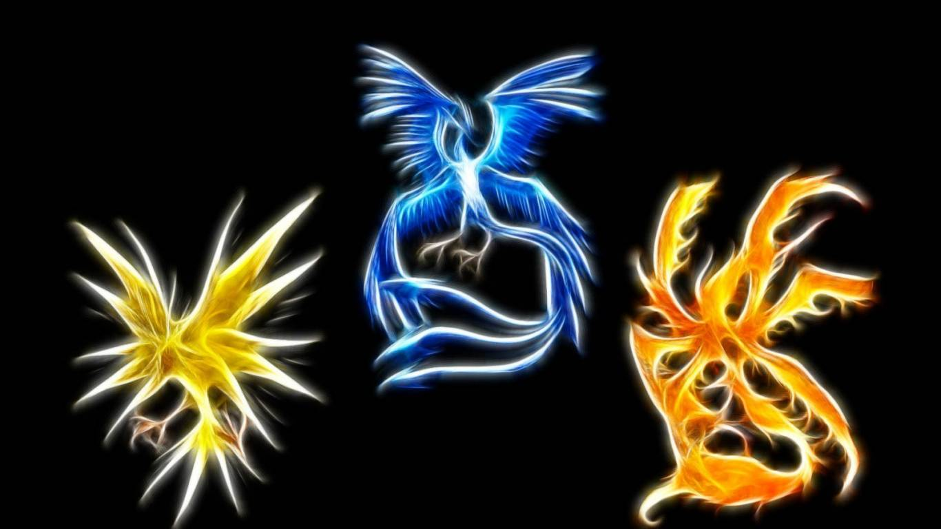 Pokemon Xy Zapdos 25 Hd Wallpaper