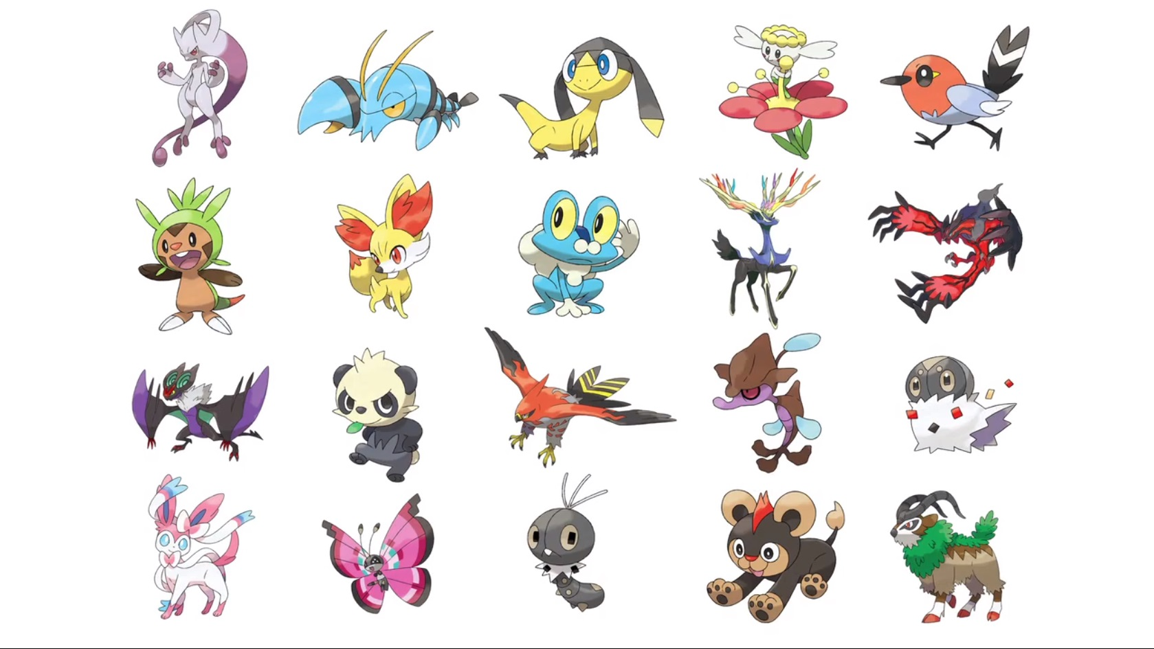 Pokemon Xy Zigzagoon 1 Free Hd Wallpaper