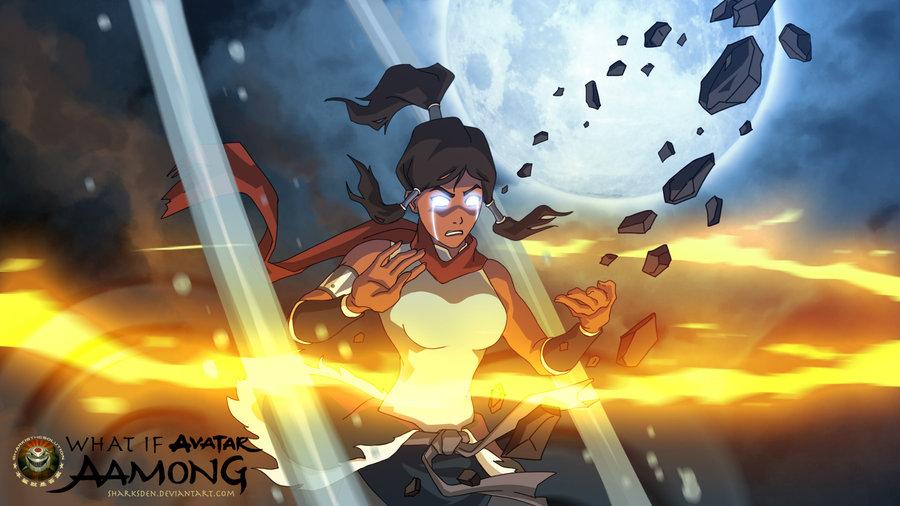 Avatar Aang Vs Avatar Korra 26 Hd Wallpaper - Animewp.com  Aang