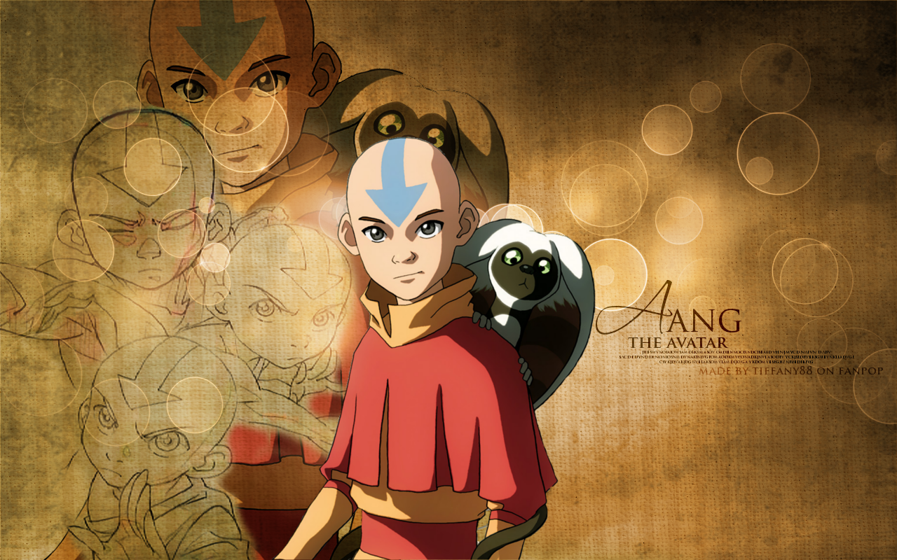 avatar aang wallpaper 14 hd wallpaper - animewp