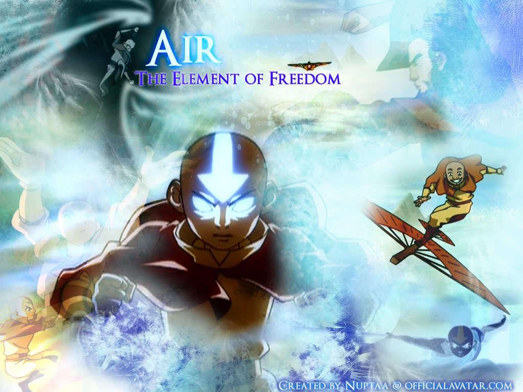 Avatar Aang Wallpaper 7 Cool